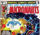Micronauts Vol 1 8