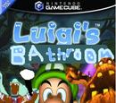 Luigi's Bathroom