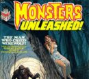 Monsters Unleashed Vol 1