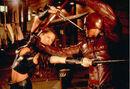 Matthew Murdock (Earth-701306) and Elektra Natchios (Earth-701306) from Daredevil (film) 0001.jpg