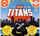 New Teen Titans Annual Vol 1 2
