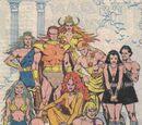 Titans of Myth