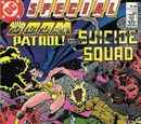 Doom Patrol and Suicide Squad Special Vol 1 1