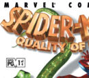 Spider-Man: Quality of Life Vol 1 1