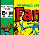 Fantastic Four Vol 1 110