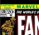 Fantastic Four Vol 1 120