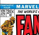 Fantastic Four Vol 1 121