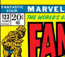 Fantastic Four Vol 1 123