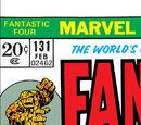 Fantastic Four Vol 1 131