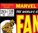 Fantastic Four Vol 1 139