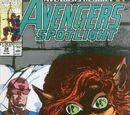 Avengers Spotlight Vol 1 38