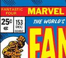 Fantastic Four Vol 1 153