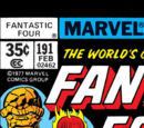 Fantastic Four Vol 1 191