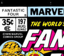 Fantastic Four Vol 1 197