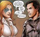 Alison Blaire (Earth-2149) and Ashley J. Williams (Earth-818793) from Marvel Zombies Vs. Army of Darkness Vol 1 2 002.jpg