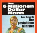 Der gestohlene Minister (Solid Gold Kidnapping)