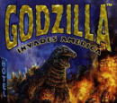Godzilla Invades America