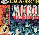 Micronauts Vol 1 15