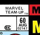 Marvel Team-Up Vol 1 60