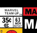 Marvel Team-Up Vol 1 63