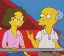 O Sr. Burns está amando