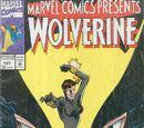 Marvel Comics Presents Vol 1 127