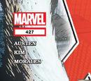 Uncanny X-Men Vol 1 427