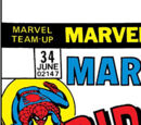 Marvel Team-Up Vol 1 34