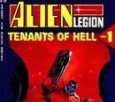 Alien Legion: Tenants of Hell Vol 1 1