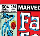 Fantastic Four Vol 1 254