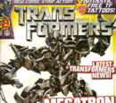 Transformers Comic issue 2