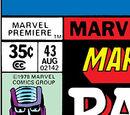 Marvel Premiere Vol 1 43