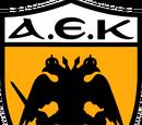 希臘聯賽球會會徽