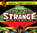 Pocket Book Series Vol 1 Doctor Strange: Master of the Mystic Arts 1