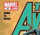 New Avengers Vol 1 34