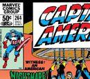 Captain America Vol 1 264