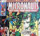 Micronauts Vol 1 20