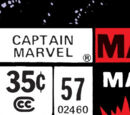 Captain Marvel Vol 1 57
