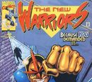 New Warriors Vol 2 6