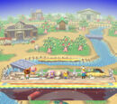 Stages (SSBWU/3DS)