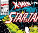 X-Men: Spotlight on...Starjammers Vol 1 1