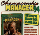 Championship Manager series
