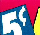 Nickel Comics/Covers