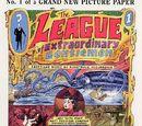 League of Extraordinary Gentlemen/Covers