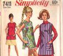 Simplicity 7411