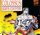 Colossus: God's Country Vol 1 1