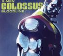 X-Men: Colossus Bloodline Vol 1 4
