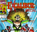 Excalibur The Possession Vol 1 1