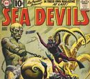 Sea Devils Vol 1 1