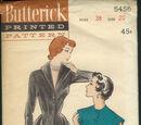 Butterick 5456